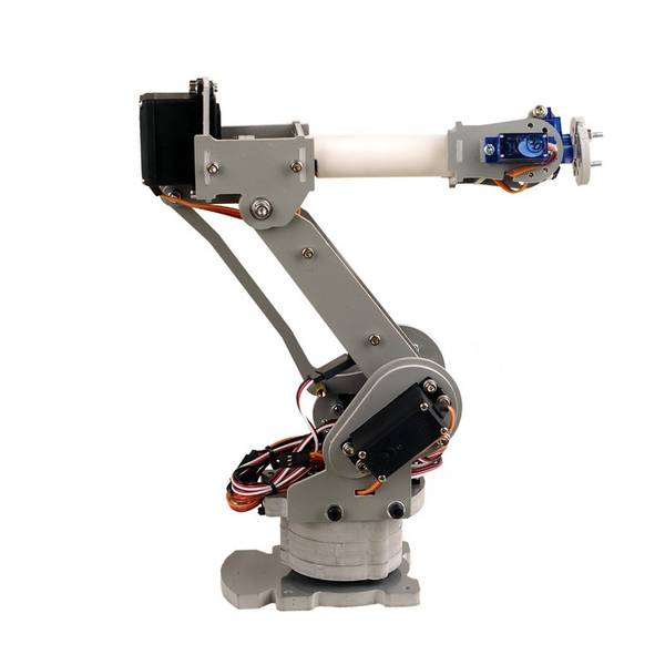 remote controlled robot arduino code