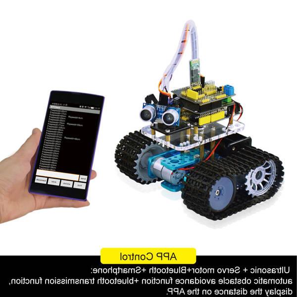 arduino zdalny robot