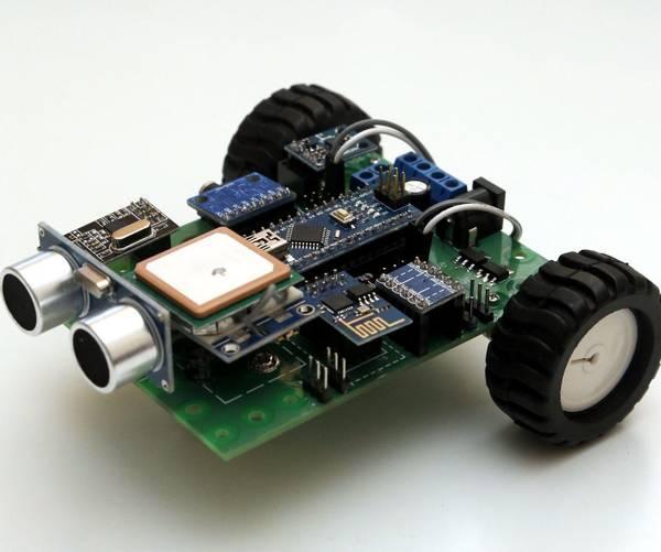 arduino robot kit nz