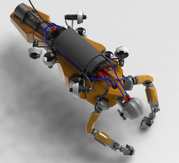 arduino xy robot