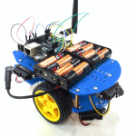 Coach teaches: Arduino robot ultrason | Complete Test