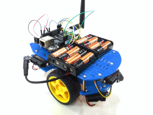 Tutorial: Arduino robot vacuum | Coupon code