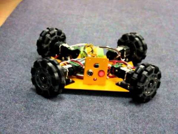 arduino robot vehicle