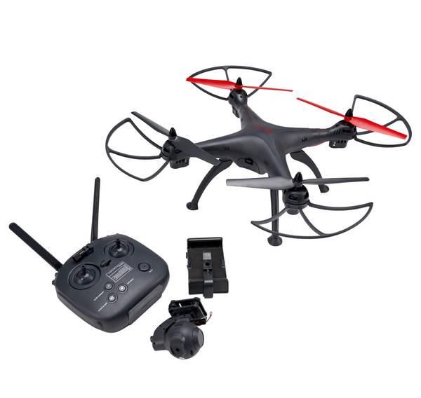 Atom 1.0 micro drone | Last places