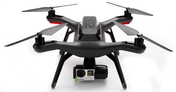 Emax drone | Technical sheet