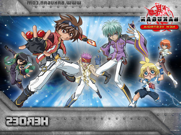 Trox bakugan | Technical sheet