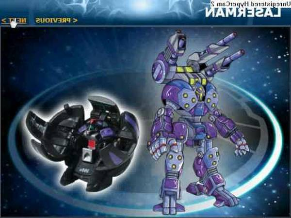 Bakugan darkus | Last places